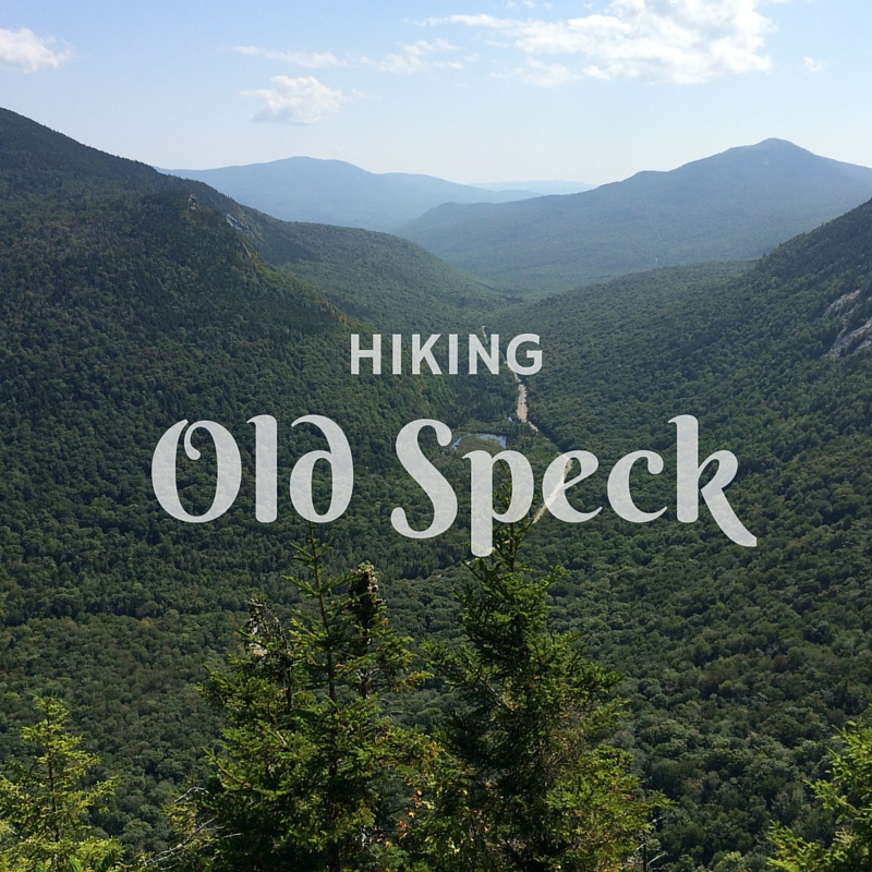Hiking Old Speck