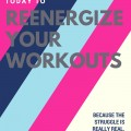 Reenergize Your Workouts