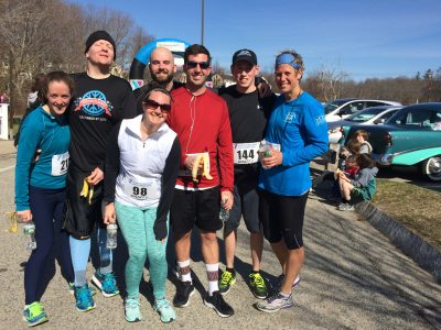 chase the gorilla 5k race