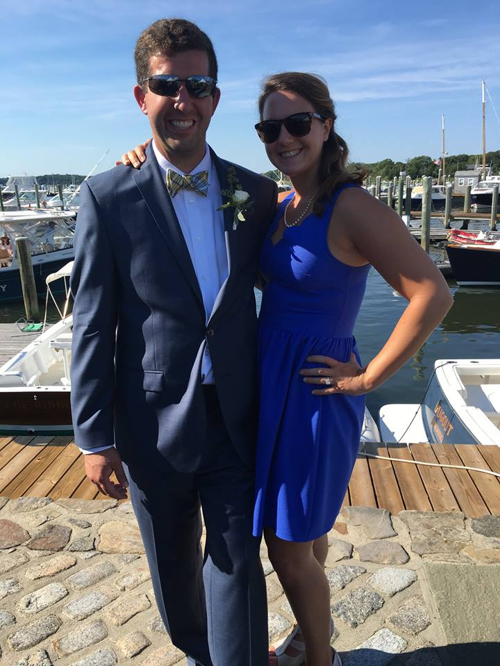 cape cod wedding reception