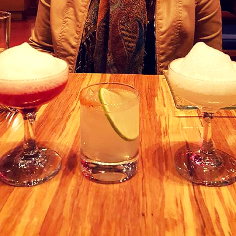 favorite las vegas restaurants - margarita flight