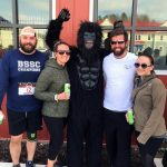 Chase the Gorilla Down Argilla 5k