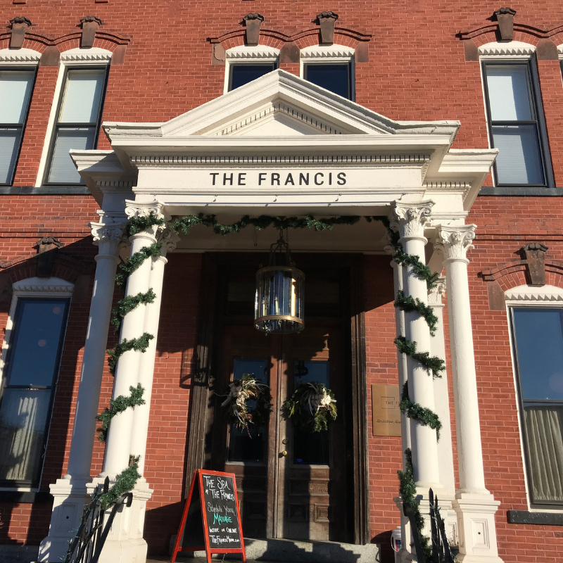The Francis - Portland Maine